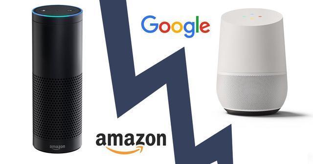 谷歌与亚马逊进入战略决胜期 或许卖掉Nest是最好选择