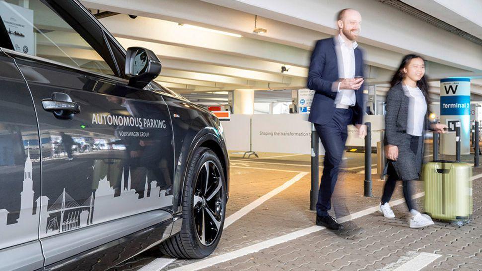 汽车私人助理?大众汽车所有车型预装备自动停车技术