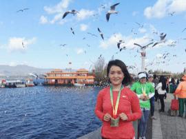 返乡创业,徐茂华为什么选择了水果种植与旅游?
