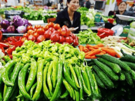香洲食药监局抽检食用农产品 总体质量状况良好
