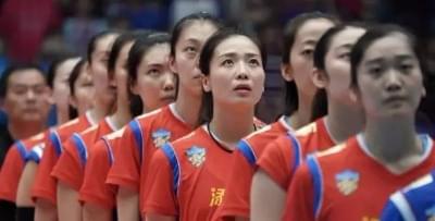 天津女排全运会:最艰难的时刻携手走过