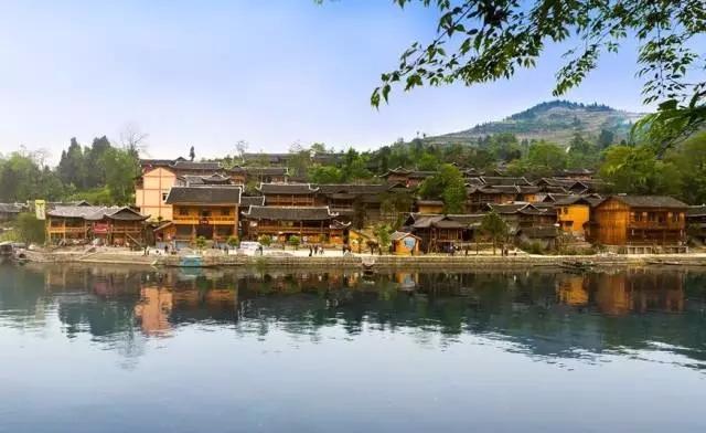重庆周边这些幽静村落 人少景美爽到飞起!