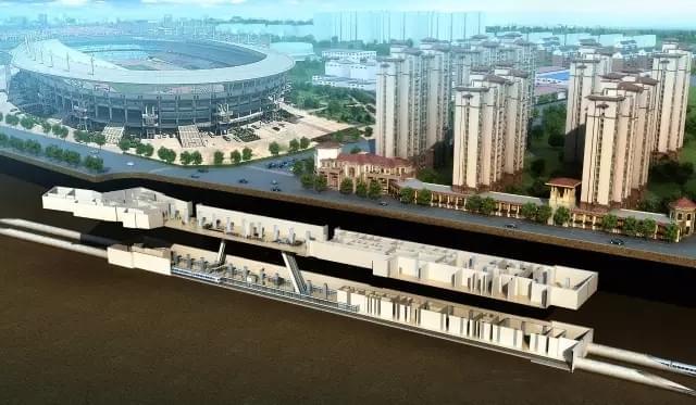 呼市地铁2号线一期工程计划2020年开通试运营