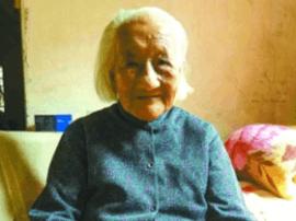 三水103岁老人的长寿秘诀:辛勤劳作 知足常乐