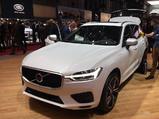 2016日内瓦车展:首发新车:全新一代沃尔沃XC60   日产改款逍客