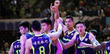 广东又将踏上决赛赛场 昔日王朝战友今何在?