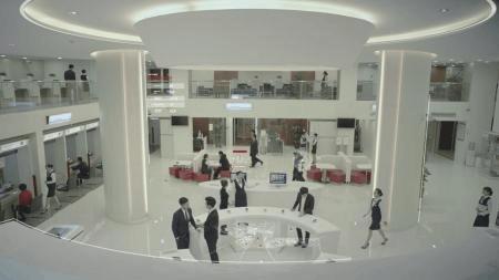 中国银行:自贸区金融服务首选银行