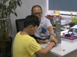 泰州8岁男童检查患上高血压 饮食不当系诱因