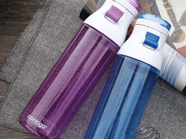 运动健身人群如何饮水?选对运动水杯是关键