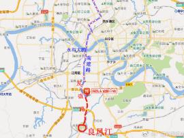 610路公交安家良凤江公园 南宁市民游玩更方便了