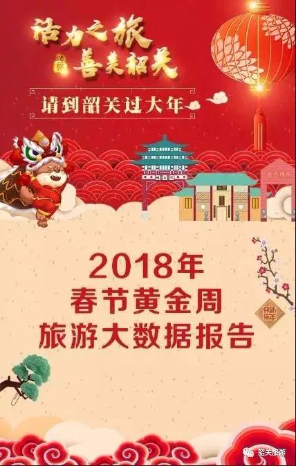 韶关春节旅游成绩单出炉!最火爆的地方竟是?