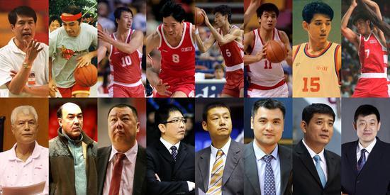 中国男篮94黄金一代