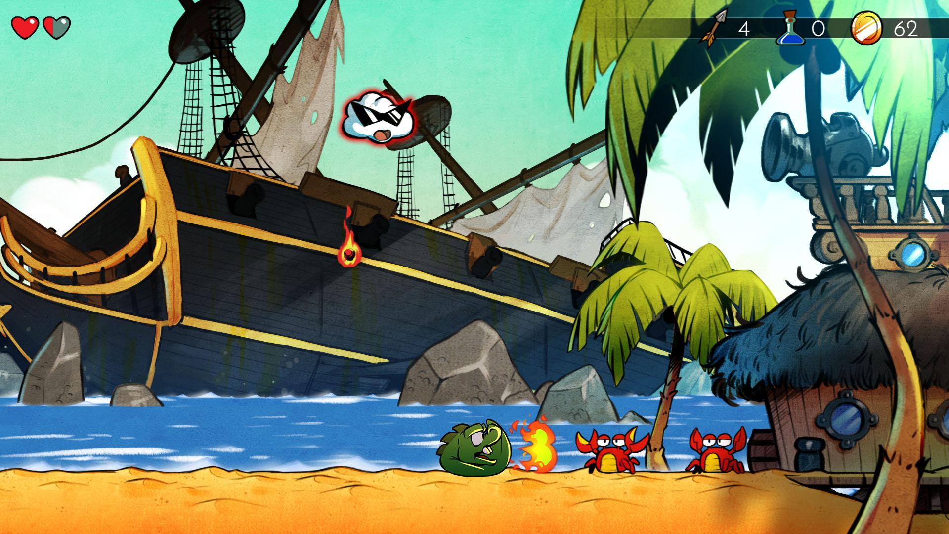 《神奇小子》:游戏进化史般的教科书式游戏