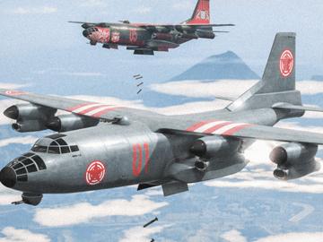 天空战场 《GTA OL》更新轰炸机Vs直升机模式