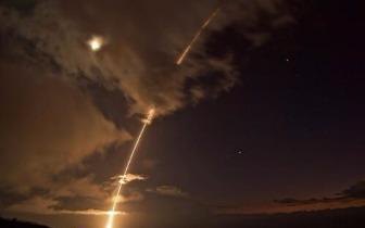 两连败 美国再次试射标准3型拦截导弹以失败告终