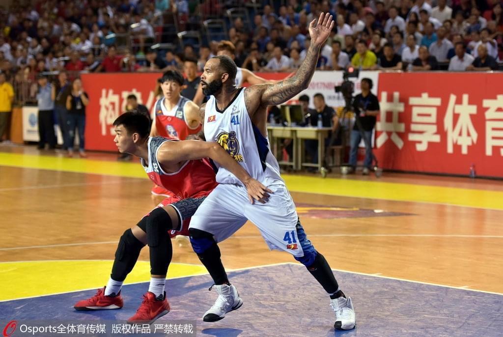 NBL-陕西横扫湖南晋级总决赛 将与安徽争总冠军