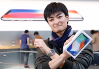 销量并没有大涨,iPhoneX未复制iPhone 6辉煌