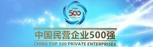 中国民营企业500强排行榜发布