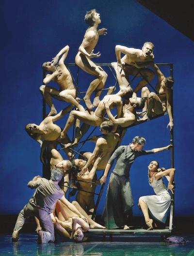 用肢体语言雕塑出怎样的罗丹