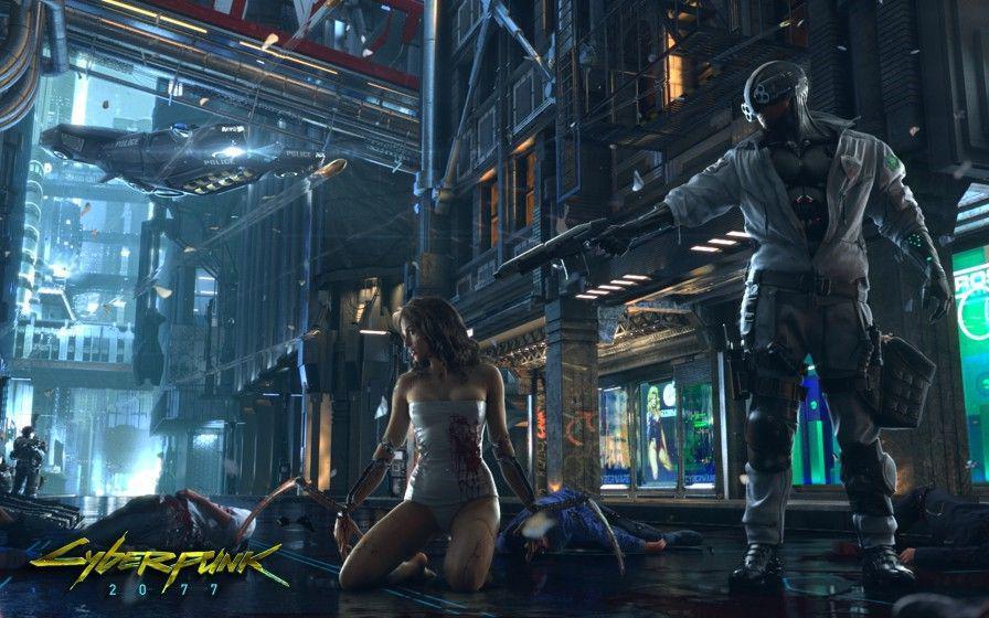 《赛博朋克2077》将有新播片 点一下看三年