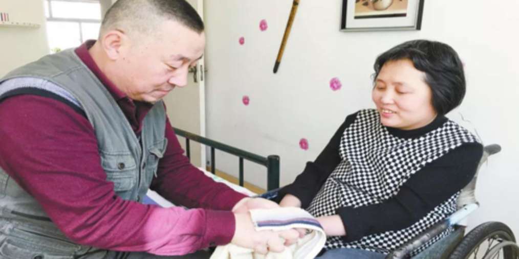 长治卢建平:陪伴是最长情的告白