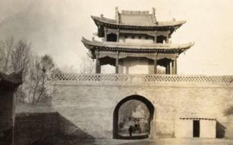 一组1910年晚清时期的新疆乌鲁木齐老照片