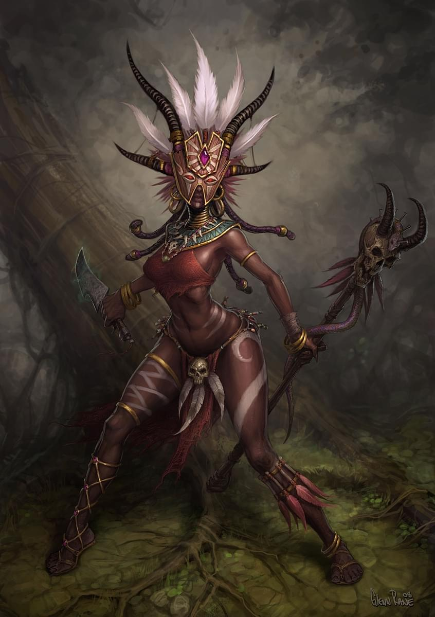 暗黑3武器汉化记:《梵罗达尼教义》与咒符观死