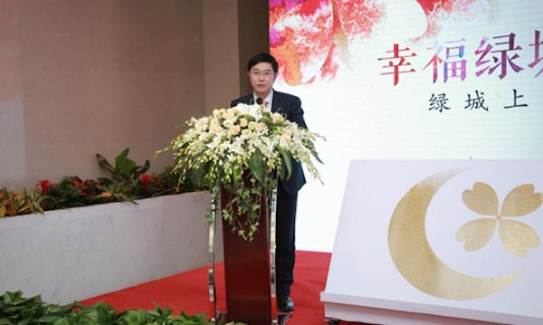 """筑长三角品质版图 上海绿城目标""""双核""""项目"""