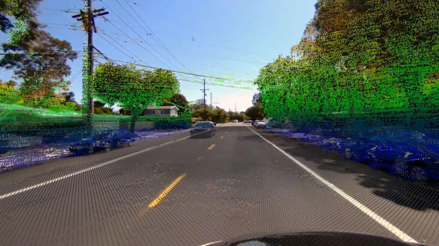 无人车地图激战正酣 谷歌能否再次笑到最后?