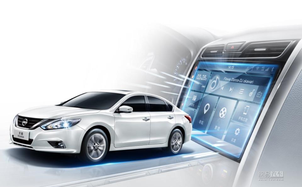 售价不变并增配 天籁增加2.0L智进版车型