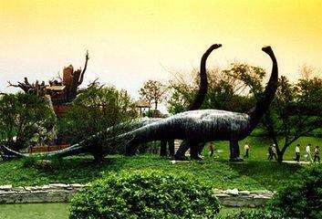 念念不忘 必有回响 — 西峡恐龙园之行