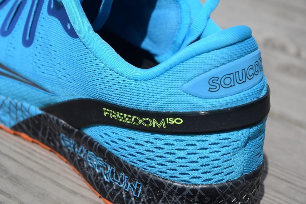 不同以往的脚感 Saucony Freedom ISO