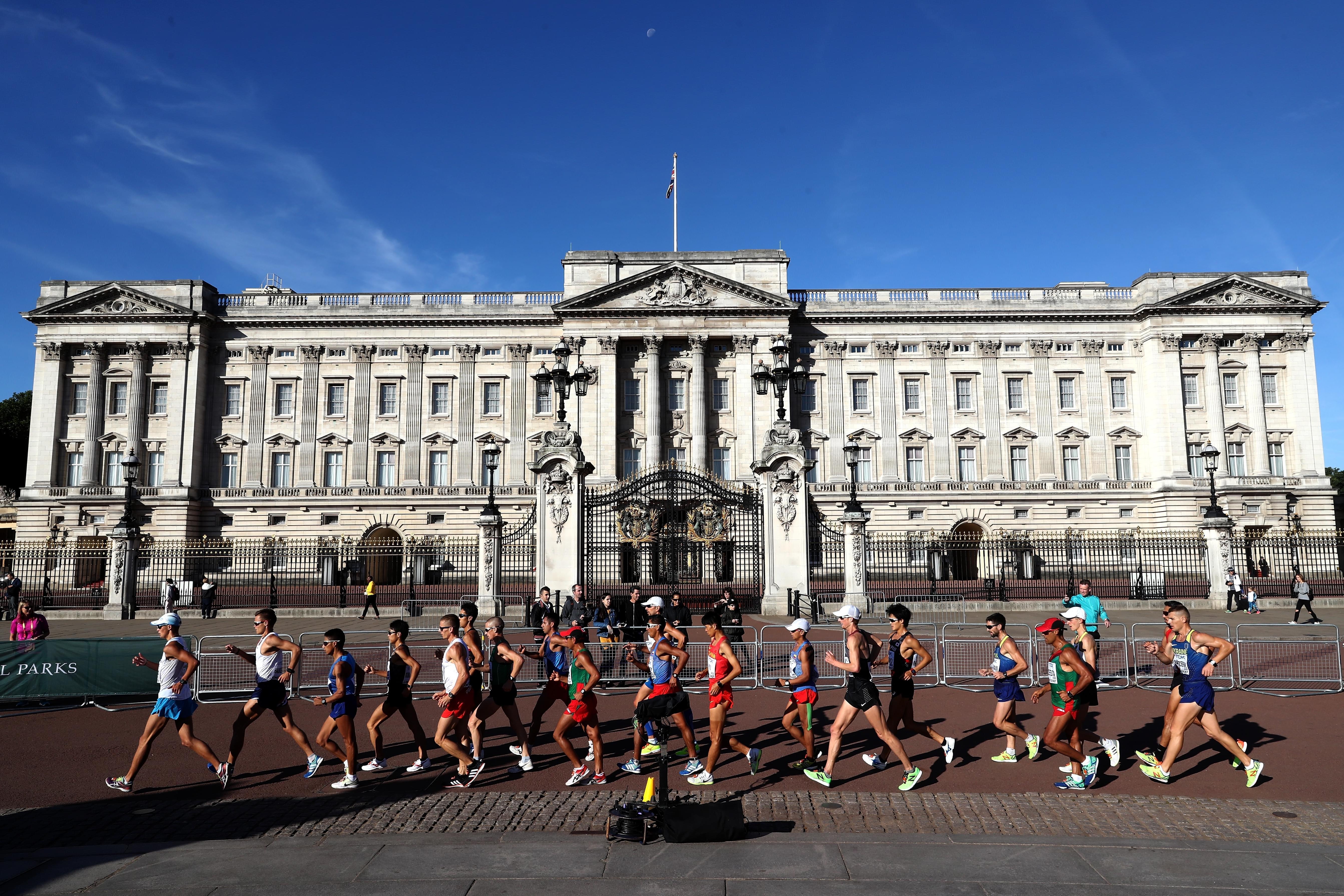 男子20公里竞走中国仅获第七 哥伦比亚选手夺冠