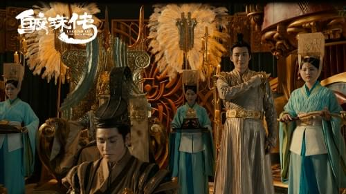 《鲛珠传》打造东方奇幻 孟召重演技造型引注目