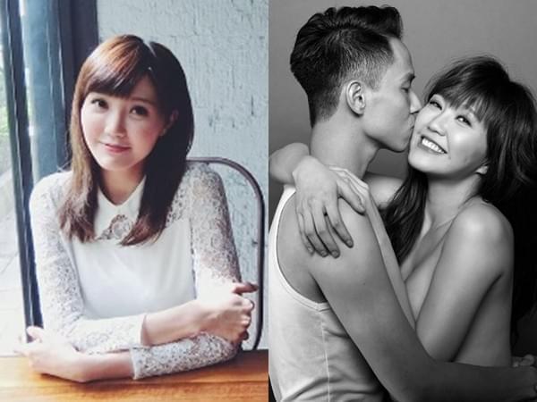 香港女歌手吴若希未婚生女 男友是澳门富二代