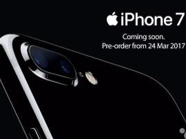 花都谢了!印度尼西亚终于等到iPhone 7上市