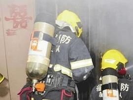 9楼民房突然失火 消防疏散10多人幸无人受伤