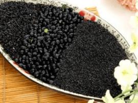 """黑米黑豆 8种""""黑色食物""""营养比人参还高"""