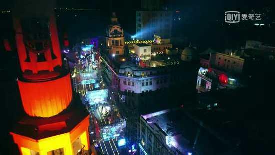 《热血街舞团》造视觉盛宴 多维度诠释电影感