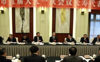 长寿书记赵世庆:用大数据智能化提高社会治理水平