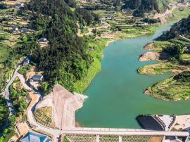 重庆綦江:创新投入为兴修水利提速
