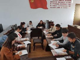 长白县学习宣传贯彻党的十九大精神抓落实见行动