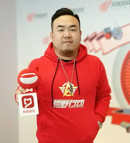 网易游戏高级营销总监张海星