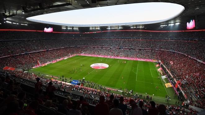 20万球迷申请购票拜仁VS皇马 球场却只能坐7万人