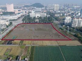 温岭新河镇商住地块被瞿氏以总价15680万元拿下!