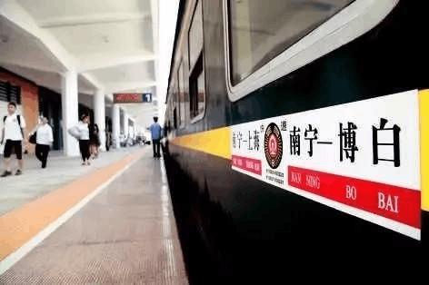 广西又一趟慢火车悄然走红,最开心的竟是博白人!