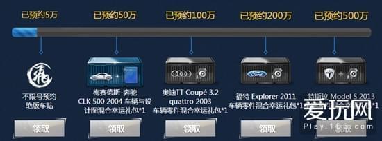 《极品飞车OL》不限号即将来袭 加入新车新模式