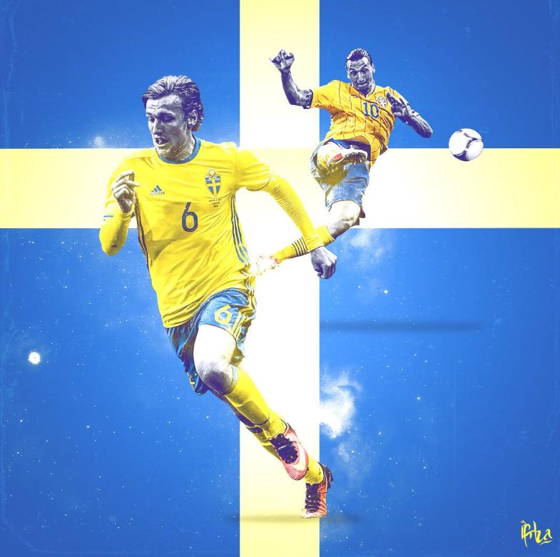 后伊布时代的瑞典,实力并未减弱