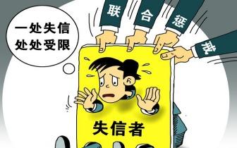东兴市人民法院2018年5月失信被执行人公布名单