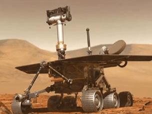 最伟大的火星车 设计寿命90天